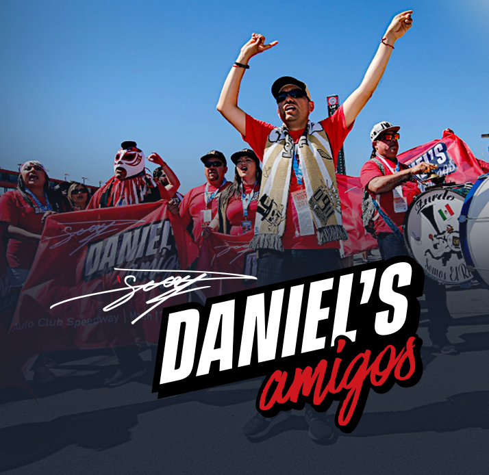 Daniels Amigos Banner